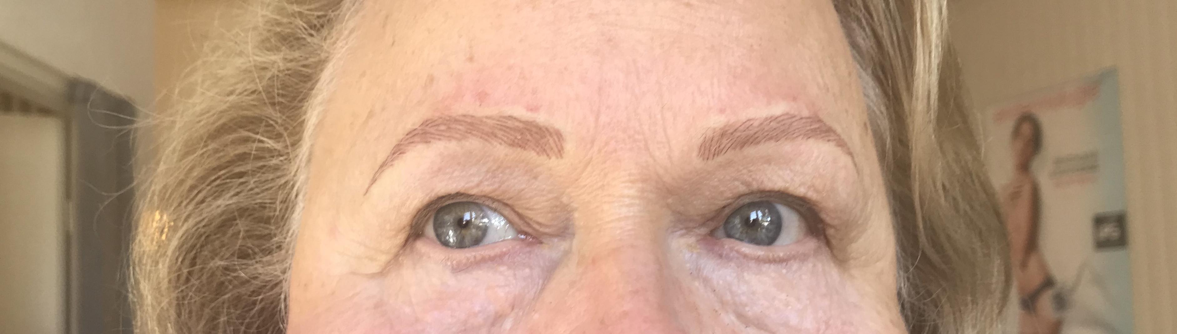 Dermopigmentation Sourcils Resultat